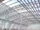 중국 창고/작업장/체육관을 위한 전 설계된 구조 강철 제작 공장