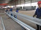 중국 고침 지붕과 측 클래딩을 위한 일반 사용된 C와 Z 단면도에 의하여 직류 전기를 통하는 강철 도리 회사