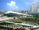 중국 체육관에 있는 현대 무거운 산업 상업적인 강철 건물 수영장 공장