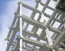 중국 구조물을 위해 고강도 다층 구조 강철 날조자 공장