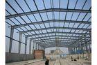 중국 크 경간에 의하여 주문을 받아서 만들어지는 직류 전기를 통한 구조 강철 제작 구조 창고 공장