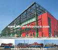중국 상점가 산업 상업적인 강철 건물은 정교한 기술을 모읍니다 공장