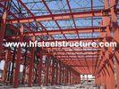 중국 PPGI 강철은 불 Resistenc 처리를 가진 벽에 의하여 조립식으로 만들어진 상업적인 강철 공장을 깝니다 공장