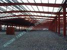 중국 H 단면도 광속/란 강철 프레임 건물은 전 80 x 100개 Clearspan를 설계했습니다 공장