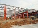 중국 광업 창고 조립식 강철 건물은 전 Multispan ASTM 기준을 설계했습니다 공장