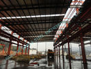 중국 H 단면도 강철 구조 강철 빌딩 A325 놀이쇠는 전 65 x 100개를 설계했습니다 공장