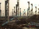 중국 식물 ASTM 강철 프레임 건물, 조립식 강철 건물에 시멘트를 바르십시오 공장