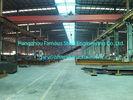 중국 전 설계된 상업적인 강철 빌딩 Q345B H 단면도 공장
