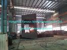 중국 강철 상자 광속 크기 6 x 4.5 x 3.2m를 가진 공항 전 기술설계 건물 공장