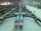 중국 ASTM A36 도리/Girts가 강철 프레임 산업 강철 건물에 의하여 직류 전기를 통했습니다 공장