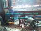 중국 H는 란 구조상 산업 강철 빌딩 S355JRC/ASTM A572 급료 50를 형성합니다 공장