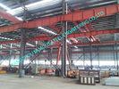 중국 C 도리를 가진 금속에 의하여 주문을 받아서 만들어지는 조립식 산업 강철 건물 쉬운 직립 공장
