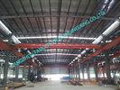 중국 산업 강철 건물에 의하여 Preengineered 예약되는 AISC 기준을 짜맞추는 강철 공장