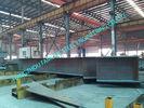 중국 금속 산업 넓은 Clearspan는 Preengineered AISC 80 x 110를 숨깁니다 공장
