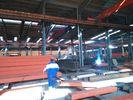 중국 구부려진 샌드위치 위원회 지붕 농업 강철 구조상 건물 헛간 공장