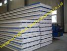 중국 유리제 EPS 샌드위치 지붕 위원회/금속 루핑은 클래딩을 위해 시트를 깝니다 공장