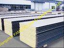 중국 금속 루핑 장/폴리우레탄 위원회 열 절연제를 창고에 넣으십시오 공장