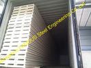 중국 격리한 샌드위치 위원회를 지붕을 다는 것은/내화성이 있던 금속 장을 꿰뚫었습니다 공장