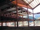 중국 , 용접 직류 전기를 통하는, 뜨거운 복각 제동, 조립식으로 만들어진 강철에 의하여 전 설계되는 건물 구르기 공장