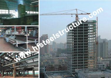 아치 작풍 상업적인 강철 건물, 냉각 압연된 강철 경량 문맥 구조물