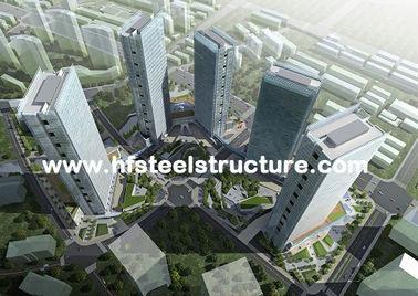 직류 전기를 통하는 단단하고 튼튼하고, 뜨거운 복각, 산업 방수 다층 강철 건물