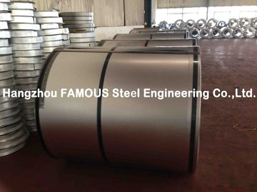 창고를 위한 ASTM에 의하여 주름을 잡는 강철판 직류 전기를 통한 강철 코일