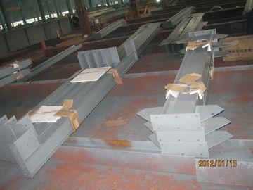 창고 구조를 위한 구조 강철 제작 산업 강철 건물