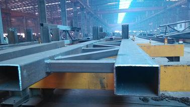 강철 건물 구조 강철 FabricationsBy 직업적인 생산 라인