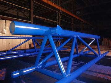 쉬운 회의 내구성 강철을 가진 전 기술설계 강철 모듈 건물