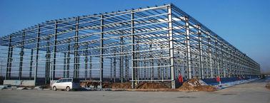 산업 강철 건물을 위한 구조 강철 제작을 완료하십시오