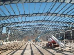 강철 안정은 큰 상점가를 위한 건물을 전 설계했습니다