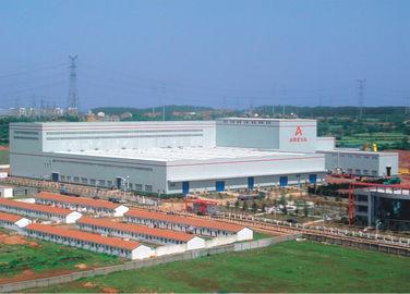 산업 강철 빌딩 ASD/LRFD 기준을 창고에 넣기 위하여 예약하는 금속을 만드는
