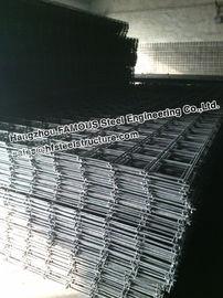 강철 건물을 위한 고강도 HRB500E 강철 금속 건물 장비