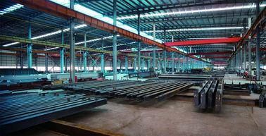 전기 직류 전기를 통하곤, 그리는 강철 짜맞추는 체계, 구조상 강철 제품 계약