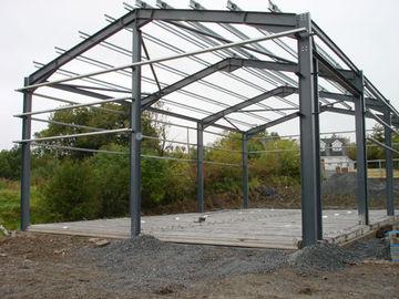 산업 강철 건물, 창고 건물을 위한 가벼운 구조 강철 짜맞추는 체계