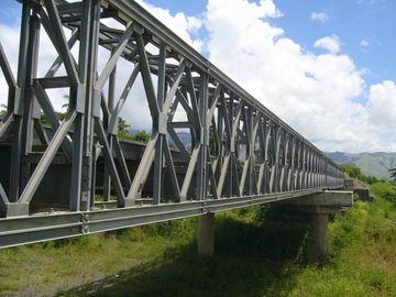 철강 베일리 다리